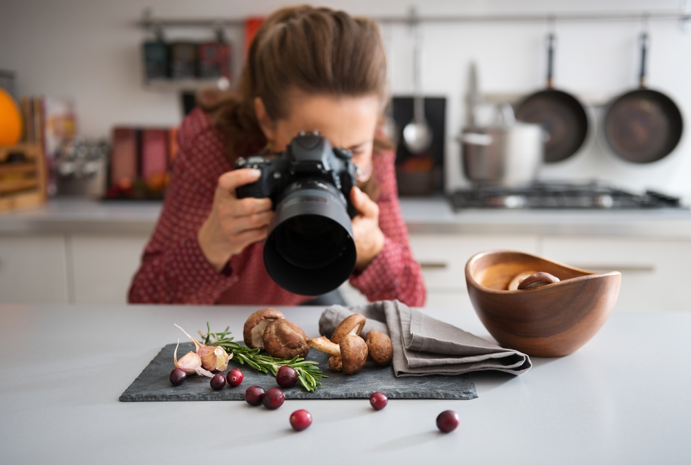 Reasons of doing food styling and photography