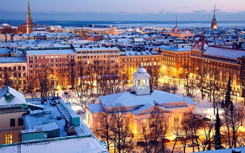 Why is Finland the Best Place to move to?