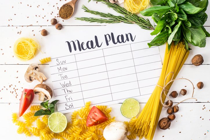 Meal Plan for Athletes